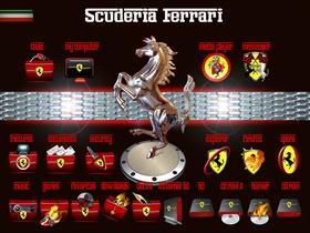 Ferrari Icons and wallpapers