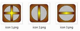 border icons