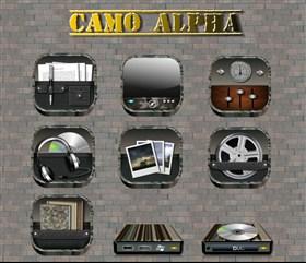Camo Alpha