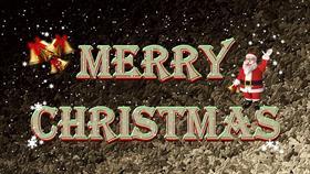 Santa Christmas ScSv 3pk