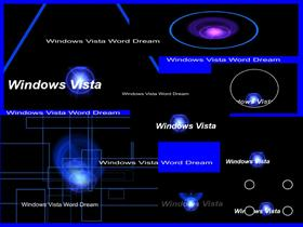 Windows Vista Word Dream