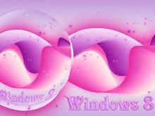Win8 Pink Ball