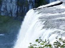 Upper Mesa Falls Idaho