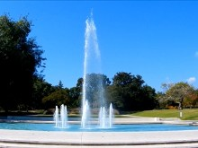 Botanic Garden Fountain