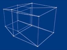 Hypercube 4D