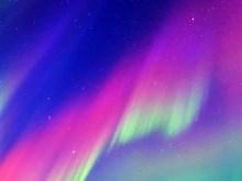 4K Northern Lights