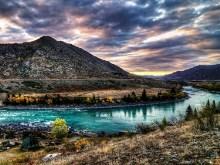 HDR Katum River