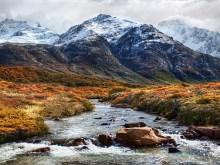 Glacial River 4K