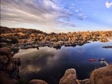 4K Rock Lake