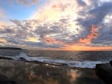 Sunset Sea 3