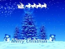 Snowboy Christmas