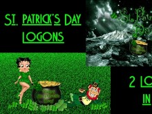 St Patricks Day Logons