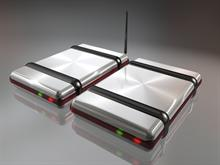 External Enclosures (Modem, Router, Wi-Fi, Drive)