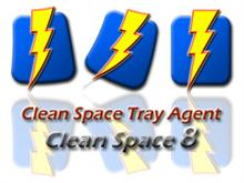 Clean Space Tray Agent