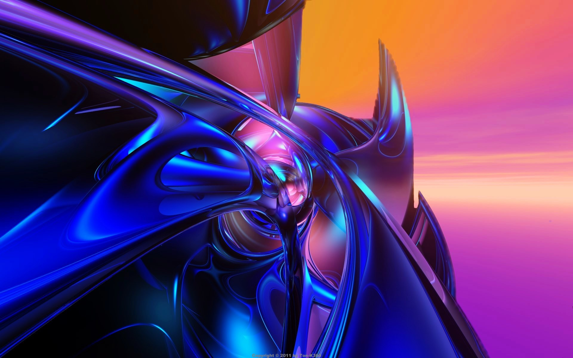 Blue Zenoid