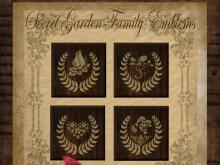Secret Garden Family Crest