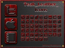 Teak_Leather_Icons