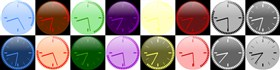 Neon Clock 1.1