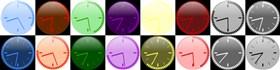 Neon Clock 1.1