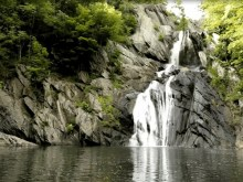 greyrock waterfall