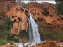 havasupai canyon falls 2