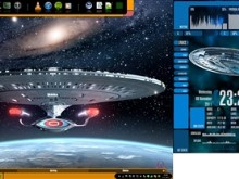Ultimate Star Trek Experience Computer, 1