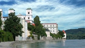 Passau at Danube