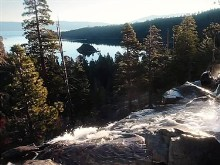 Eagle Falls