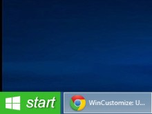 Windows 8 XP Start