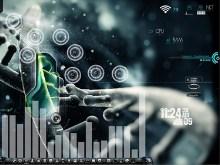 NanoSchematic Desktop for Rainmeter