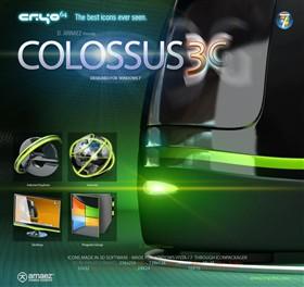 Cryo64 Colossus 3G PNGs
