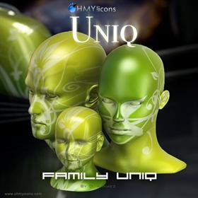 OHMY Uniq Family