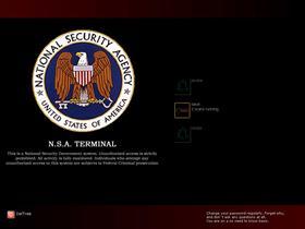 N.S.A. Secure Login