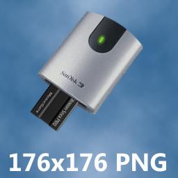 SanDisk MemoryStick reader