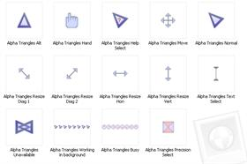 Alpha Triangles