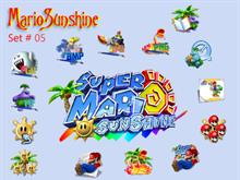 MarioSunshine Set 05