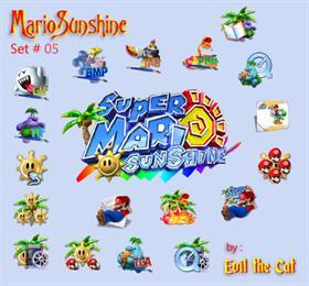 MarioSunshine Set 05