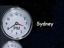 SysStats World Clock
