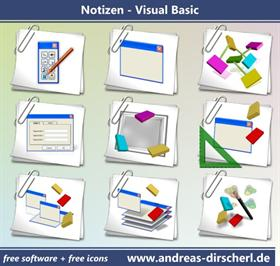 Notizen: Visual Basic
