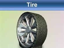 Recycle Bin: Tire