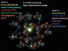 5v5 Pick-Up-Group Diplo v1.34