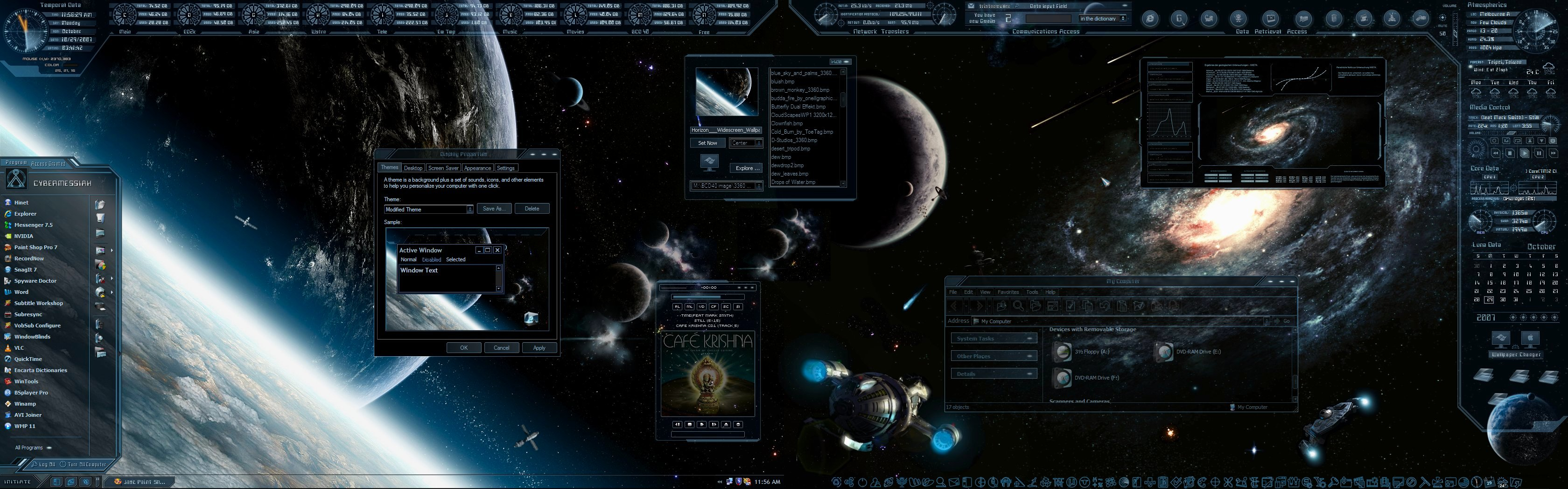Stargate Atlantis Project
