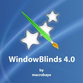 WindowBlinds 4.0