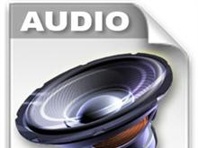 Nutho&#39;s Audio Files icon