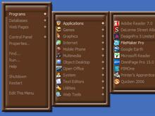 Choc-A-Holic RightClick Menu