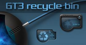 GT3 recycle bin