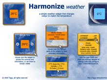 Harmonize Weather