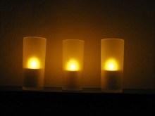 electronics candles