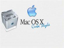 Mac OS Cube
