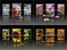 Seasons'  Reflections Wall Pack